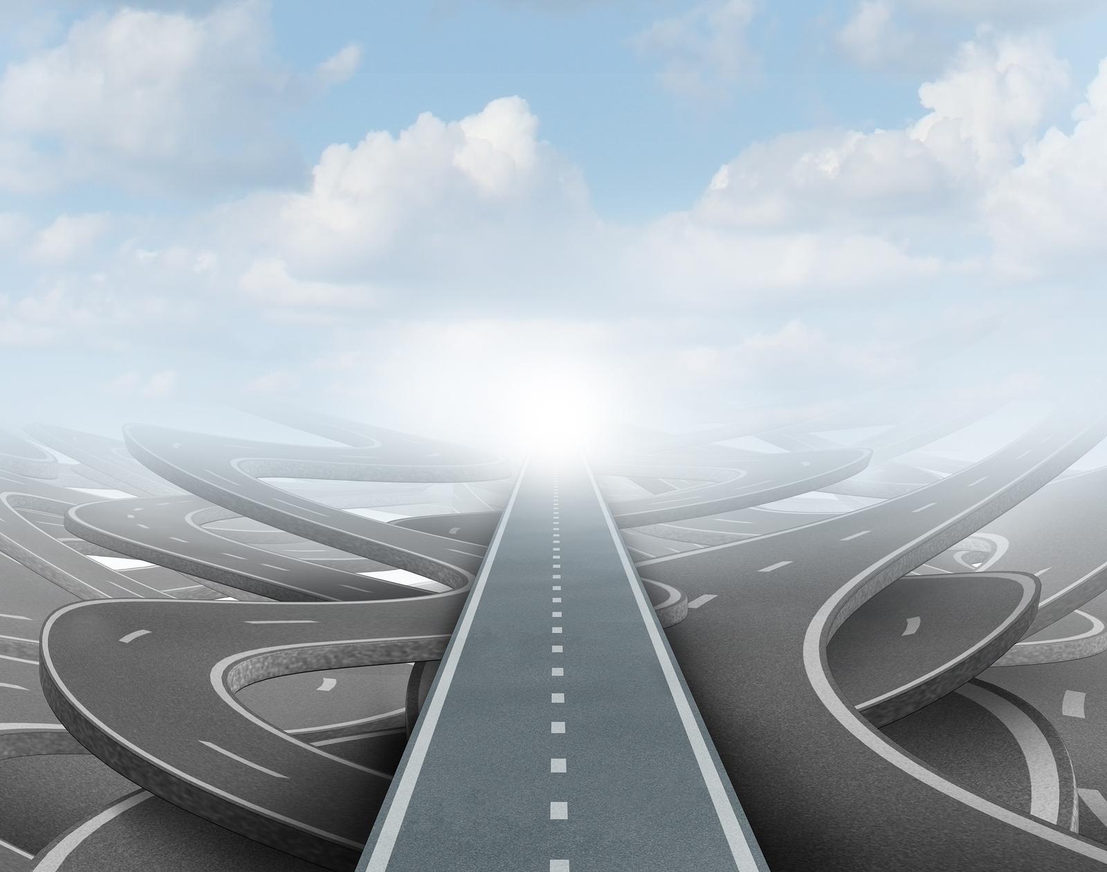 Rozhodnutí, kterým směrem se v podnikání vydat
