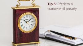 PROJEKTOVÉ ŘÍZENÍ 4. – 5 tipů k udržení produktivity týmu