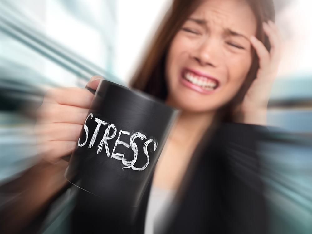 10 věcí, které vás zbaví stresu