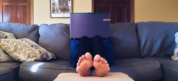 Práce z domova: Jak oddělit práci a osobní život