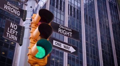 jak dělat správné rozhodnuti
